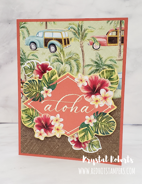 Stampin' Up! Tropical Oasis