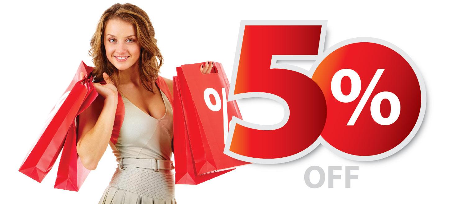 Dica: Promoção 50% OFF na StyleWe