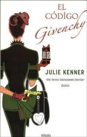 El codigo Givenchy, Julie Kenner