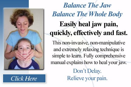 TMJ Jaw Pain Relief Treatment