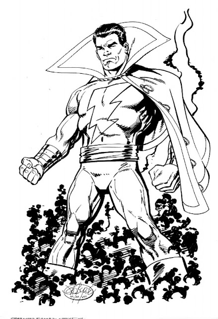 DC Comics of the 1980s: Late 1980s - John Byrne's Shazam