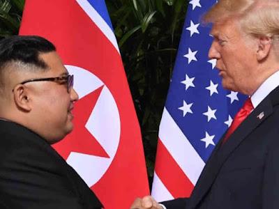 Envoys' Talks 'Good Preparation' for Trump and Kim Summit