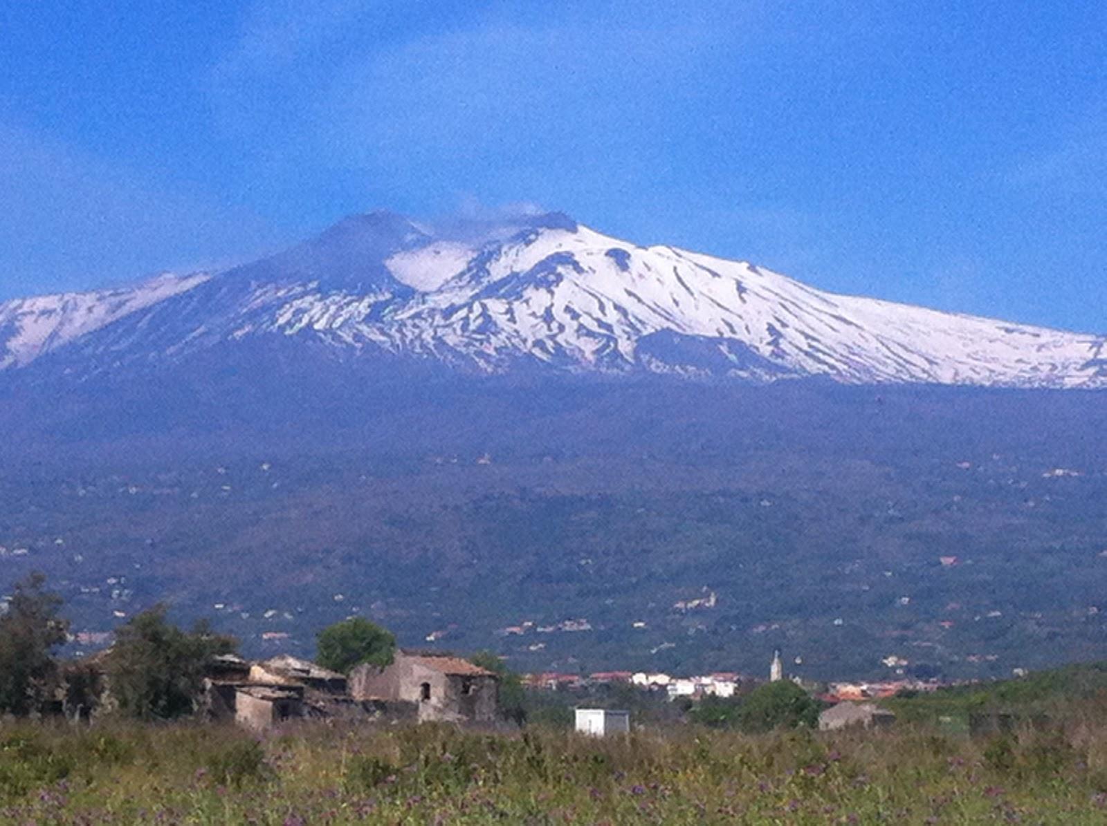 Circumetnea  Mount Etna's Little Railway