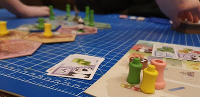 Takenoko family board game review asmodee