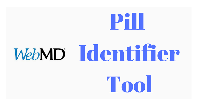 WebMD pill identifier is a pill identification tool.