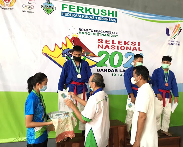 Atlet Kurash Aceh Lolos Seleksi Pelatnas