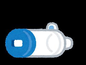 マウスピース型スペーサーのイラスト