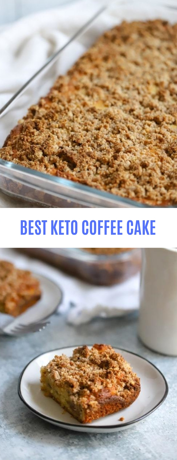 BEST KETO COFFEE CAKE