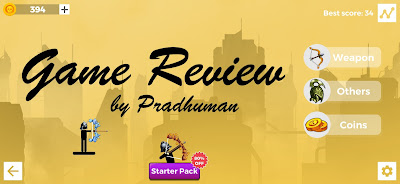 Archer's 2 Game Review by Pradhuman Singh