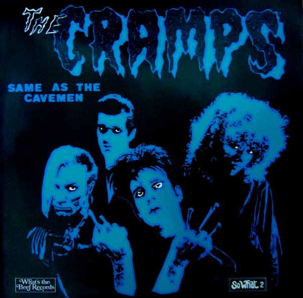 Various - Radio Cramps : The Purple KNIF Show