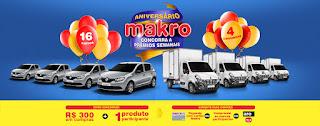 Promoção Aniversário Makro 2016