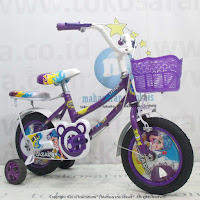12 Inch Lazaro 212 Kids Bike