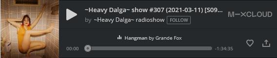 heavy dalga show #307, Photo credit: @boscology | Model: @theshockdoctrine