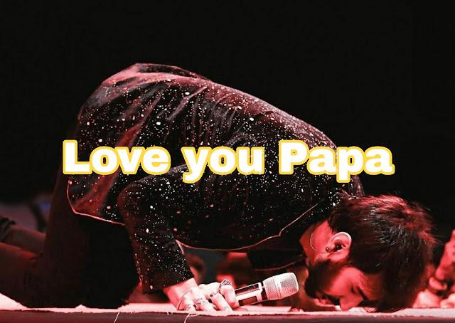 RCR RAP LOVE YOU PAPA LYRICS - Mtv Hustle | Aaj Aapse Kuch Kehna Hai Lyrics Rcr - RCR Lyrics