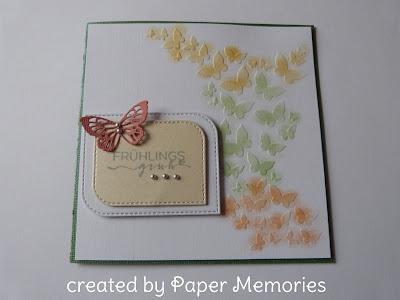 Frühling, Schmetterlinge, AEH