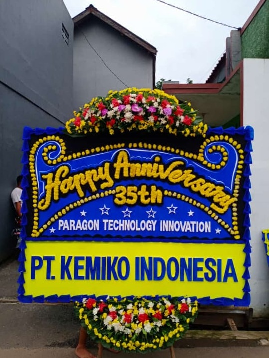 Bunga Papan Anniversary 001