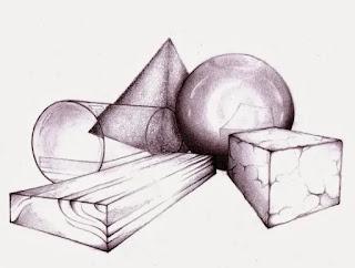 Unsur-Unsur Seni Rupa Beserta Penjelasan & Contoh Gambarnya
