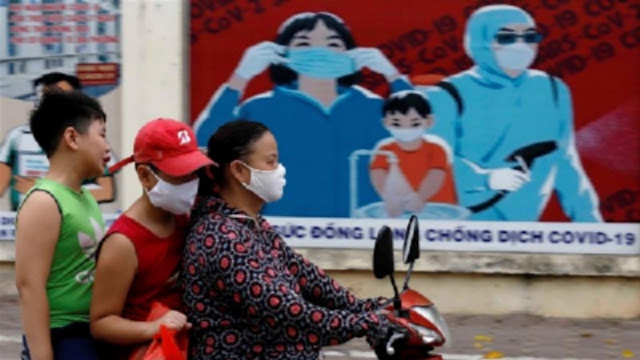 Vietnam recorded its first coronavirus death as the country battles a new outbreak of the virus