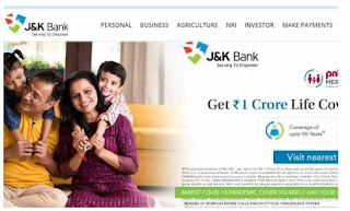 J&K Bank Sarkar Naukri 2020 Recruitment For 1850 PO and Banking Associate Posts | Sarkari Jobs Adda
