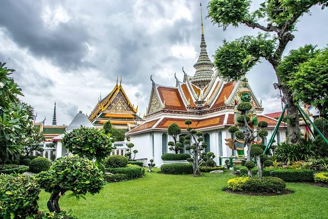 grande palacio bangkok Wat Phra Kaew