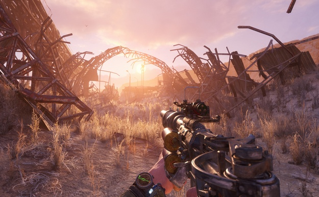 Metro Exodus: Complete Edition is coming to PS5 and XSX / S next month