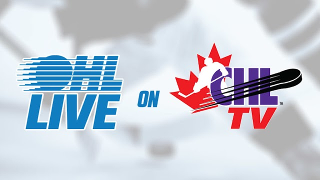 Packages Now Availible to Watch OHL Live on CHL TV.