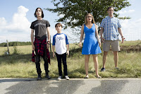 Alicia Silverstone, Tom Everett Scott, Charlie Wright and Jason Drucker in Diary of a Wimpy Kid: The Long Haul (6)