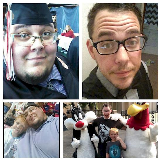 ο χρήστης JeffreyGlen του Reddit έχασε 185 κιλά