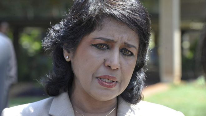 Mauritius President Gurib-Fakim refuses to resign over expense scandal