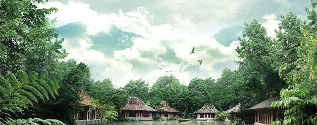 Imah Seniman Lembang Bandung