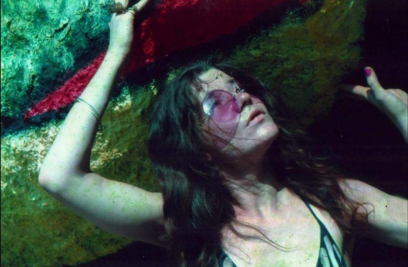 The Lost Janis Joplin Topless Photos In Copacabana, Rio De -2488