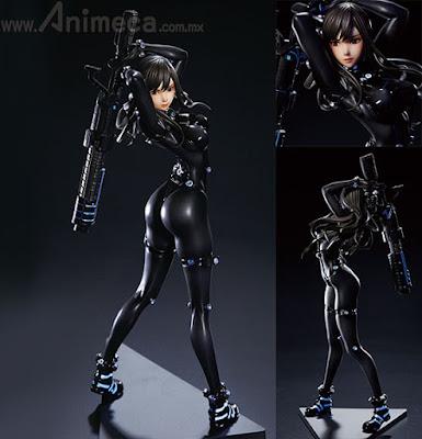 Figura Reika X Shotgun Ver. Hdge technical statue No.15 GANTZ:O
