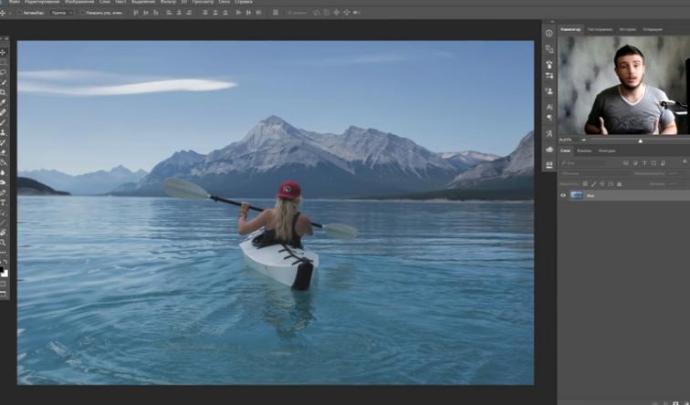Как улучшить фотографию в Фотошопе