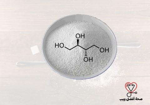 الإريثريتول - بديل للسكر بدون سعرات حرارية؟