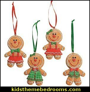 Cookie CHRISTMAS Tree ORNAMENTS