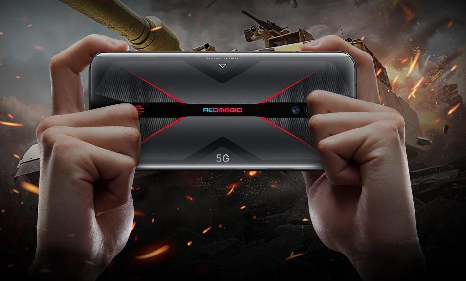 تعرف على هاتف Red Magic 5G ... أشرس هاتف على الإطلاق !