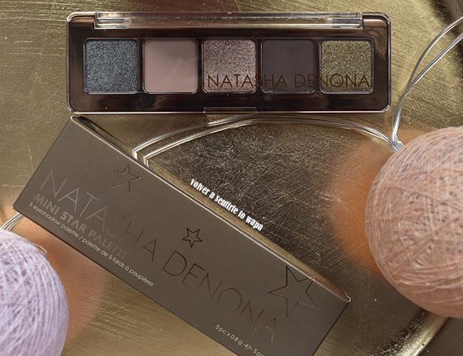 Mini Star Eyeshadow Palette de Natasha Denona