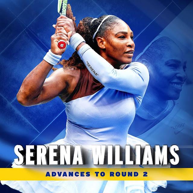 US Open 2019 - Serena Williams Lumat Maria Sharapova
