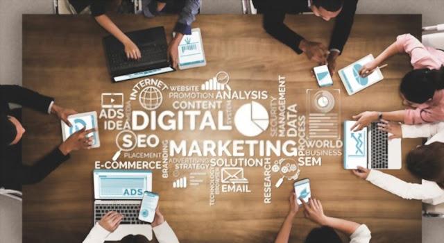 Perbedaan digital marketing dan advertising