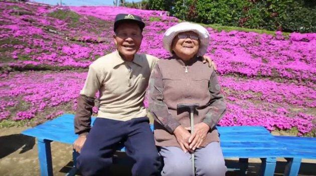 Kakek Kuroki dan Sang Istri