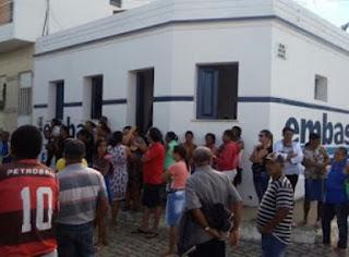 Descaso com a população de Itiruçu deixa o município sem agua por mais de 20 dias