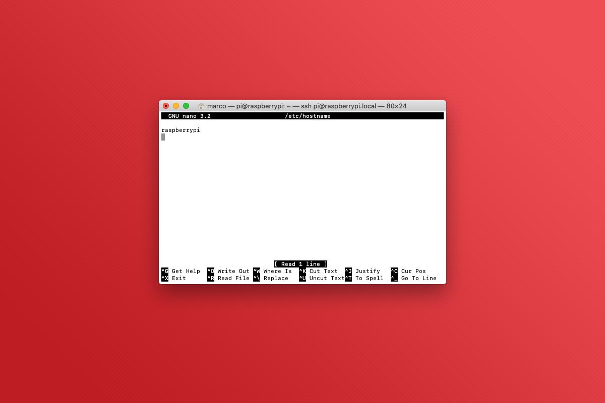 Come cambiare hostname a Ubuntu