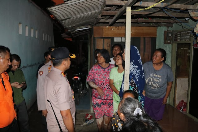 Inilah Korban Angin Puting Beliung di Cirebon