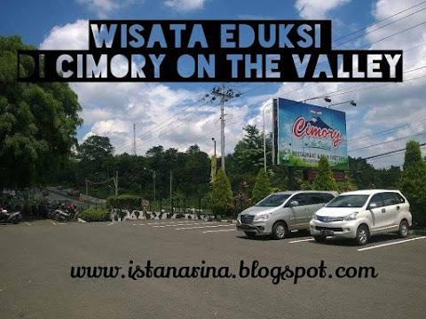 Wisata Edukasi di Cimory on The Valley Bawen Semarang