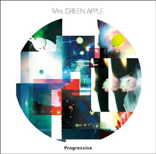 [MUSIC] Mrs. GREEN APPLE – Progressive (2015.02.18/MP3/RAR)