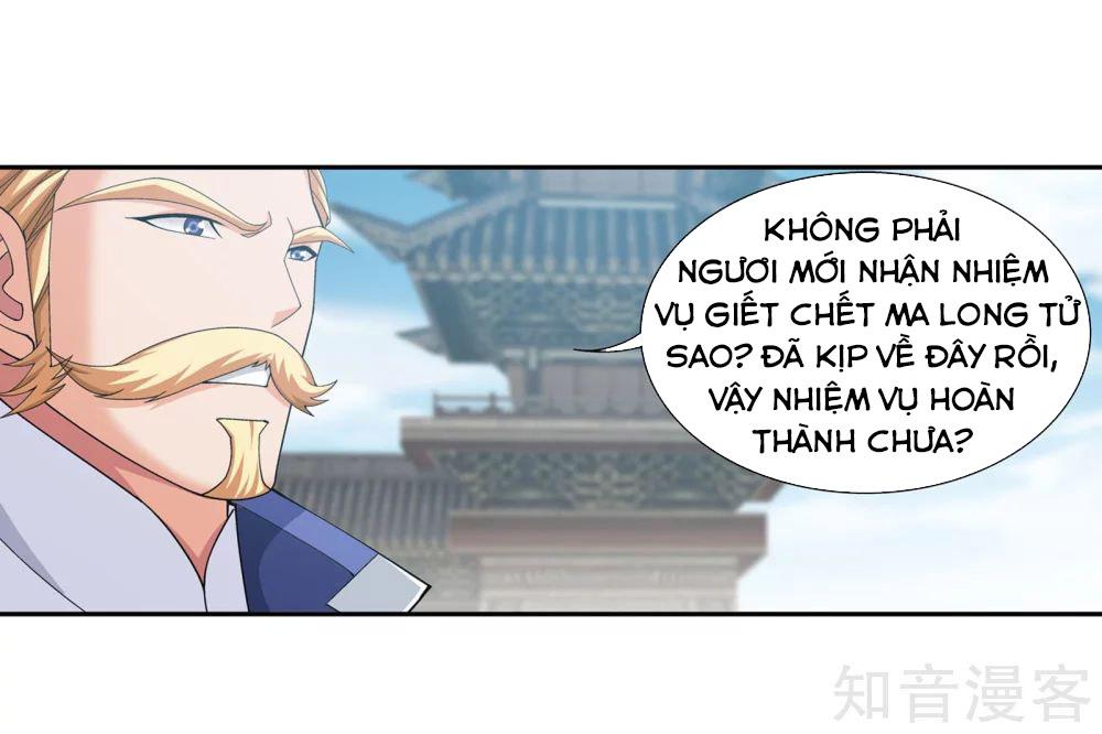 Đại chúa tể chap 142 - Trang 22
