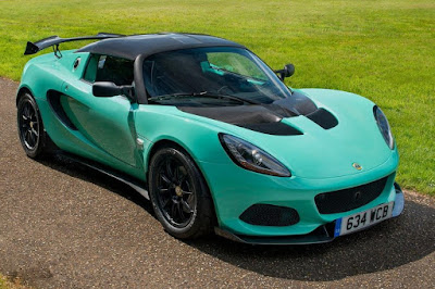 Lotus Elise Cup 250 (2017) Front Side