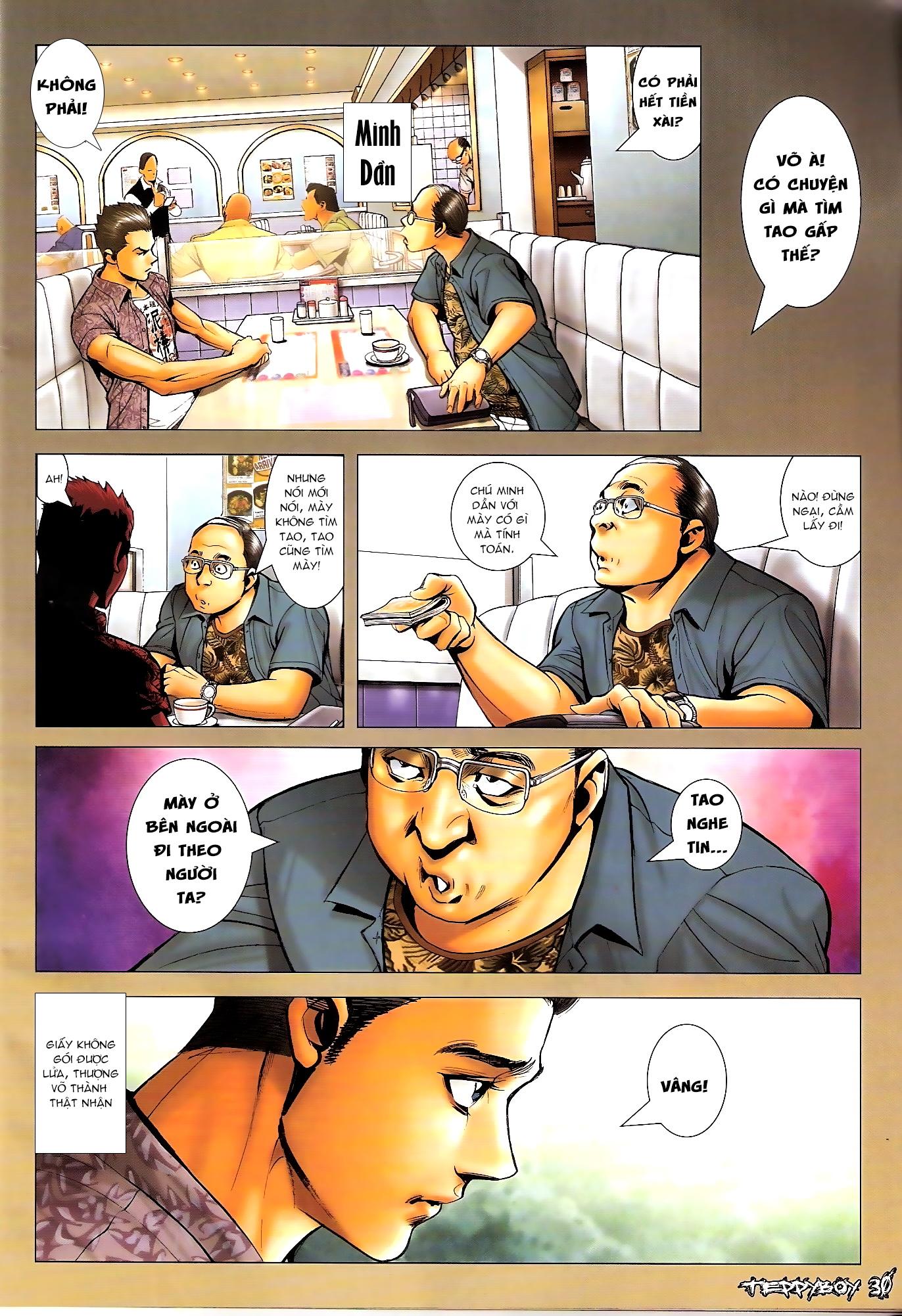 Người Trong Giang Hồ - Chapter 1301: Họ gì tên gì 2 - Pic 26