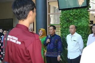 13 Mahasiswa FKIP UNEJ Dikirim  ke Thailand