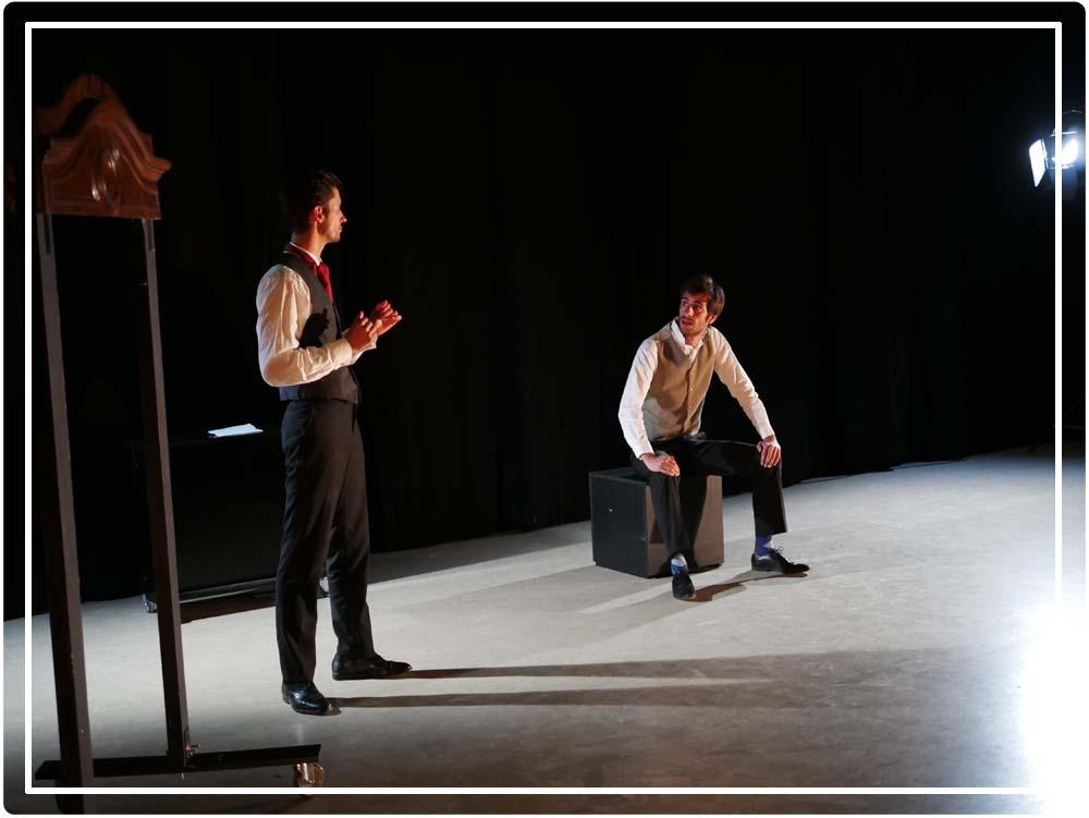 exposé sur Dr Jekyll et Mr Hyde